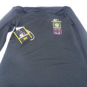 Mossy Oak Long Sleeve T-Shirt Size Small Flex Fabr